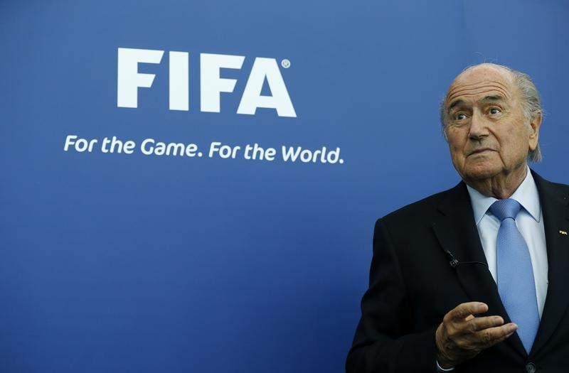 FIFA cover-up almost a dare for U.S. enforcers