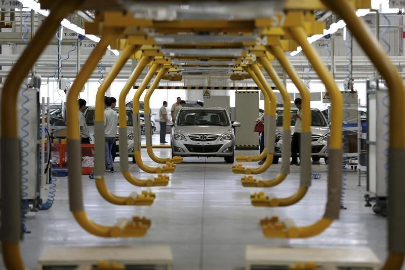 BAIC Motor IPO offers slow road to China luxury ...