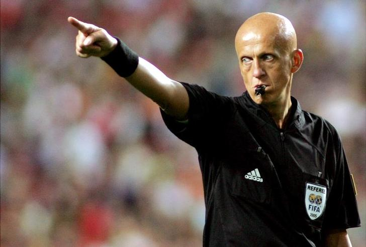 Image result for play to the whistle football referee