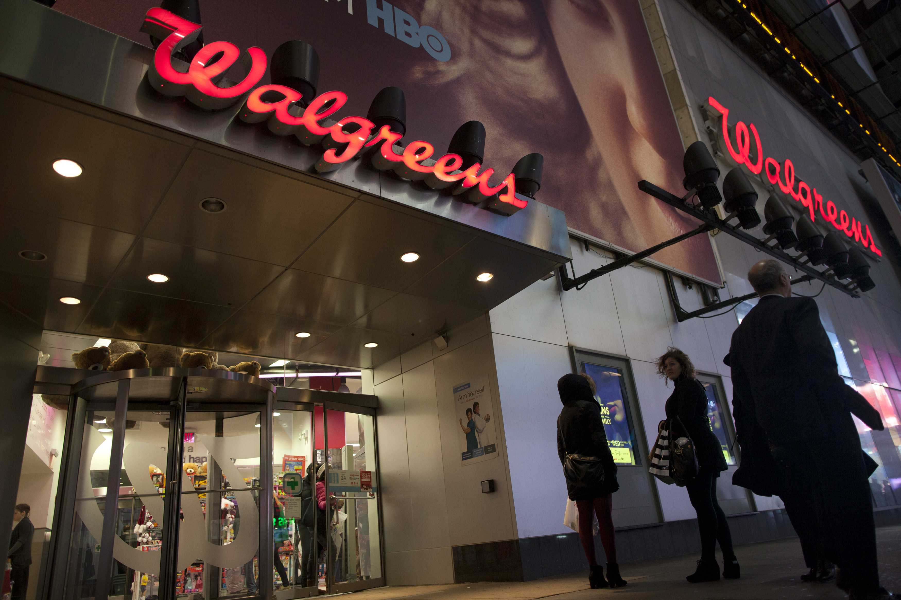Walgreens reportedly looking at buying AmerisourceBergen, Frisco's largest employer""