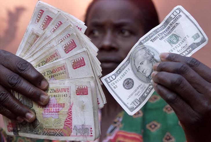 Zimbabwe S 15 Digit Money Woe Is Mercifully Rare Breakingviews