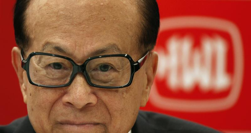 li ka shing business strategy