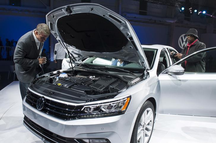 VW could pass auto peers in payout hall of shame
