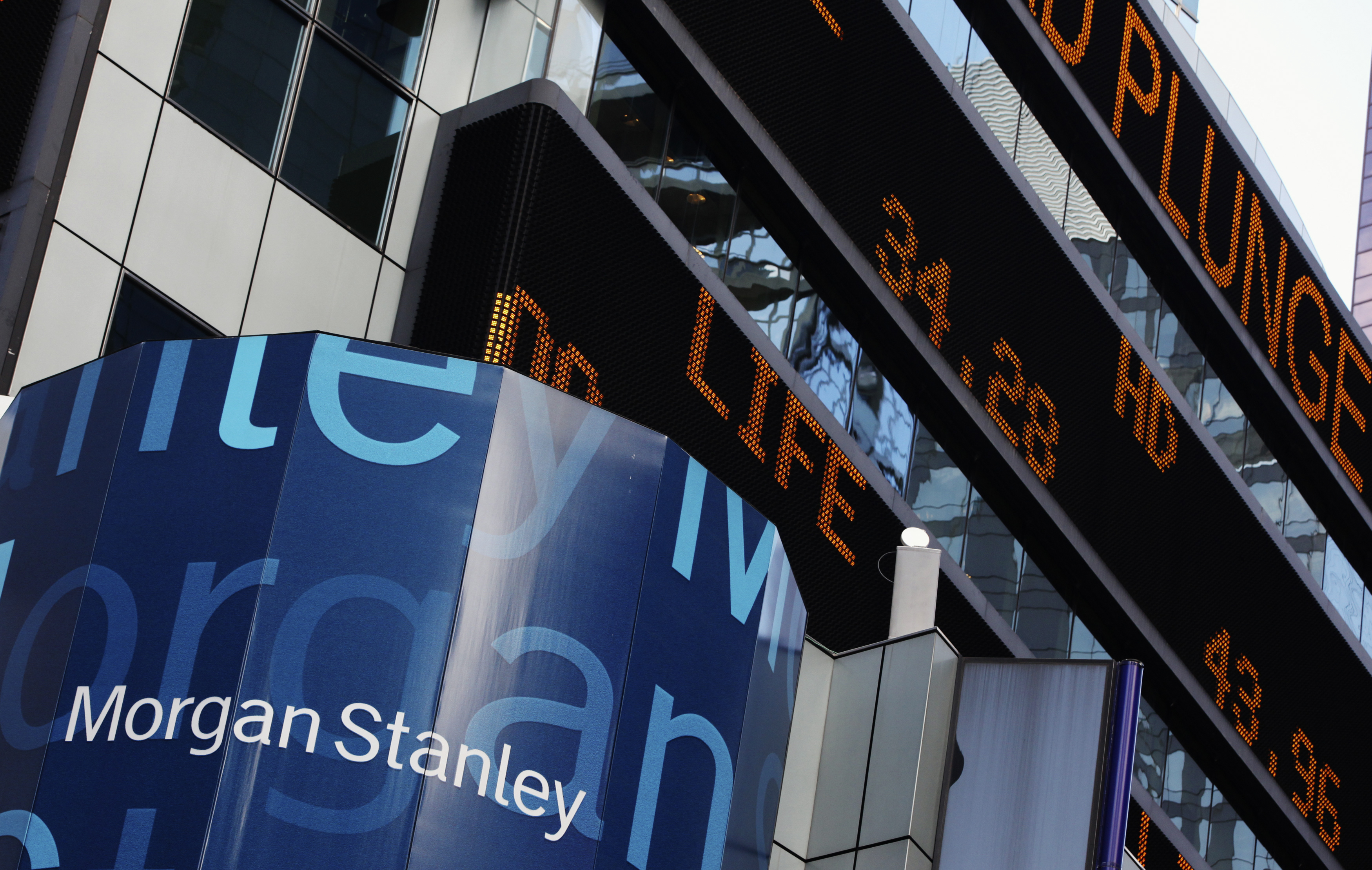 Morgan Stanley bests Goldman, even in stinginess – Breakingviews